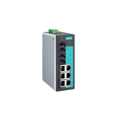 MOXA EDS-408A-MM-ST-T Managed Ethernet Switches