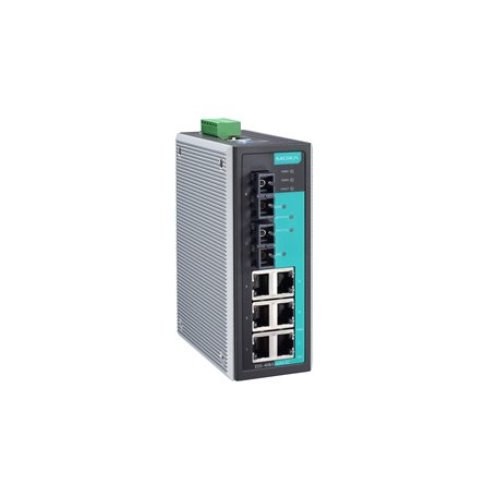 MOXA EDS-408A-SS-SC-T Managed Ethernet Switches