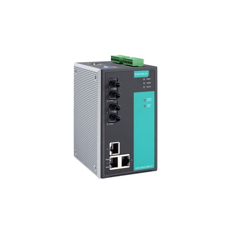 MOXA EDS-505A-MM-ST-T Managed Ethernet Switches