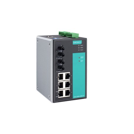 MOXA EDS-508A-MM-ST-T Managed Ethernet Switches