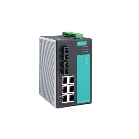 MOXA EDS-508A-SS-SC-80-T Managed Ethernet Switches