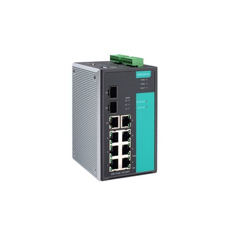 MOXA EDS-510A-1GT2SFP-T Managed Ethernet Switches