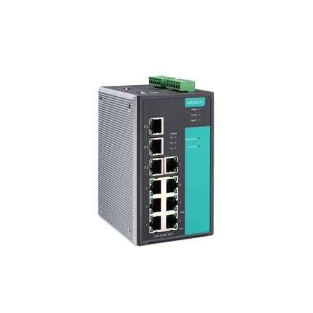 MOXA EDS-510A-3GT-T Managed Ethernet Switches