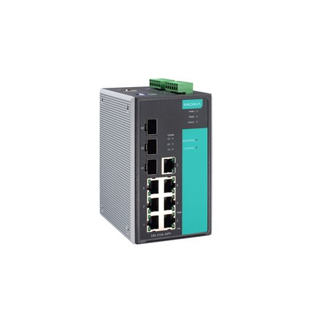 MOXA EDS-510A-3SFP Managed Ethernet Switches