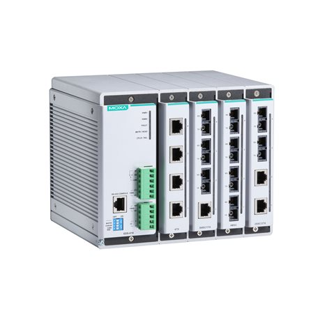 MOXA EDS-616-T Compact Modular Managed Ethernet Switches