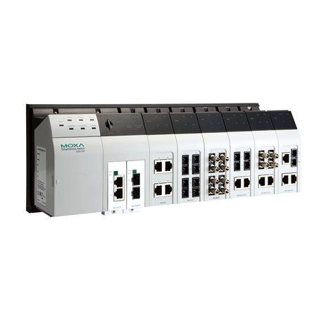 MOXA EDS-72810G Managed Ethernet Switches