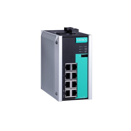 MOXA EDS-G508E Managed Ethernet Switches
