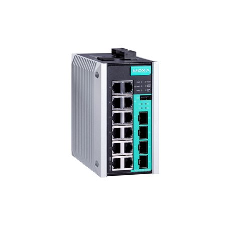 MOXA EDS-G516E-4GSFP-T Managed Ethernet Switches