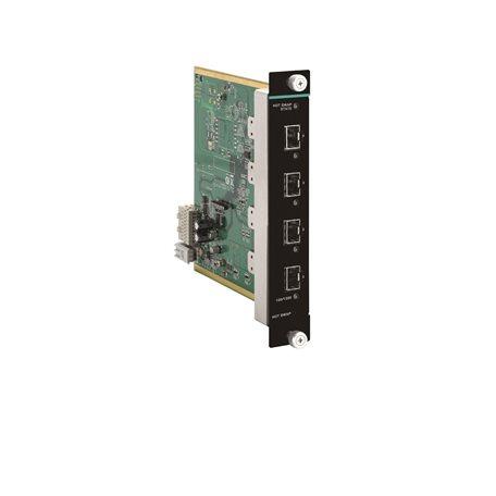 MOXA IM-G7000A-4GSFP Gigabit Ethernet module