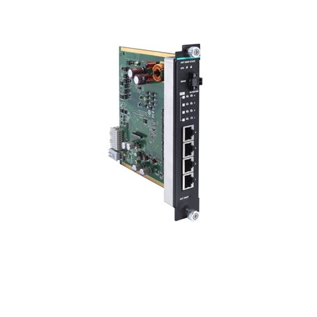 MOXA IM-G7000A-4PoE Gigabit Ethernet module