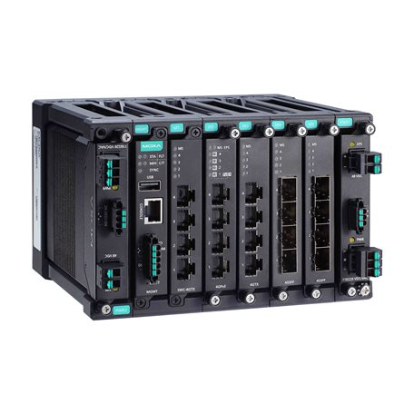 MOXA MDS-G4020-T Modular Managed Ethernet Switch
