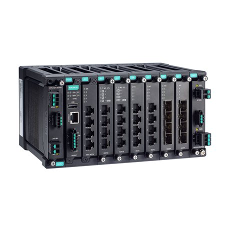 MOXA MDS-G4028 Modular Managed Ethernet Switch