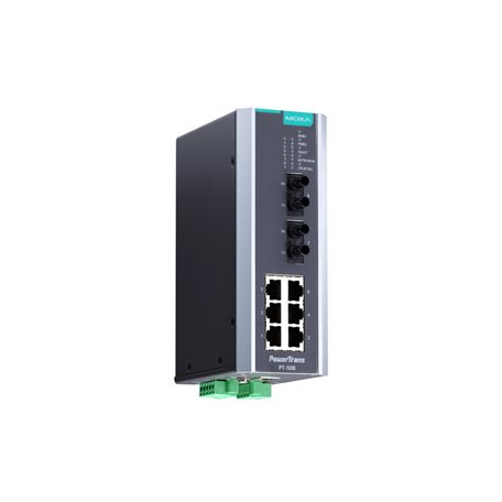 MOXA PT-508-MM-ST-24 Managed Ethernet Switches