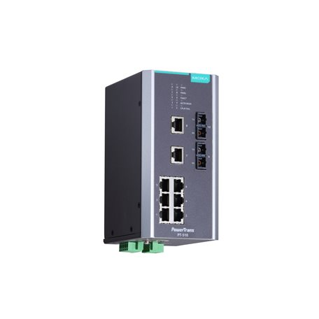 MOXA PT-510-MM-SC-48 Managed Ethernet Switches