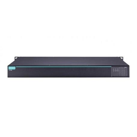 MOXA PT-7528-8MSC-16TX-4GSFP-WV Managed Rackmount Ethernet Switch