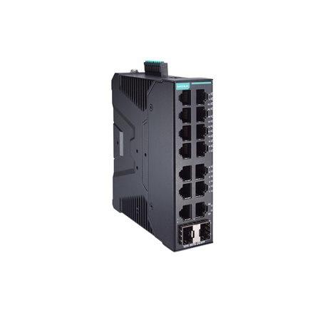 MOXA SDS-3016-2GSFP Smart Ethernet Switch