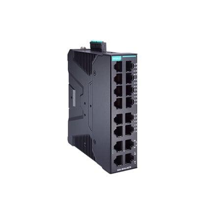 MOXA SDS-3016-2GTX Smart Ethernet Switch