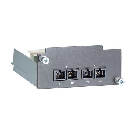 MOXA PM-7200-2MSC Fiber Module