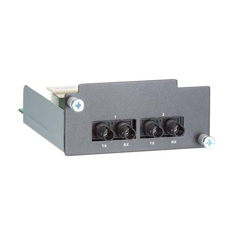 MOXA PM-7200-2MST Fiber Module