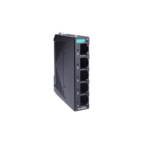 MOXA EDS-2005-EL-T Unmanaged Ethernet Switch