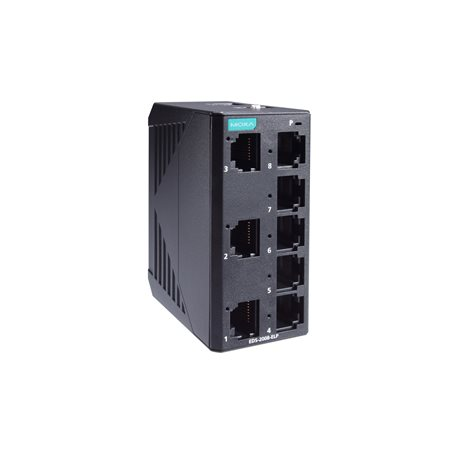 MOXA EDS-2008-ELP Unmanaged Ethernet Switches