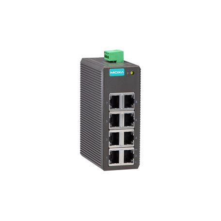 MOXA EDS-208 Unmanaged Ethernet Switches