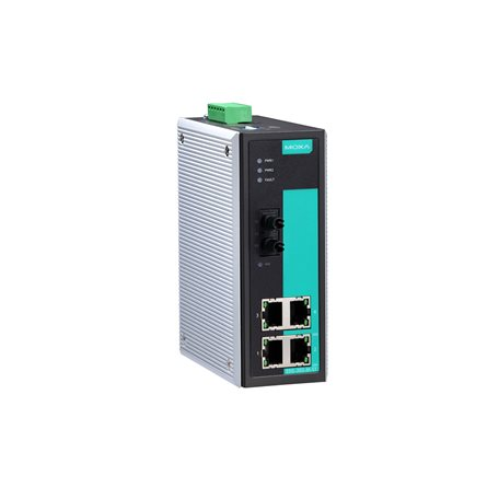 MOXA EDS-305-M-ST-T Unmanaged Ethernet Switches
