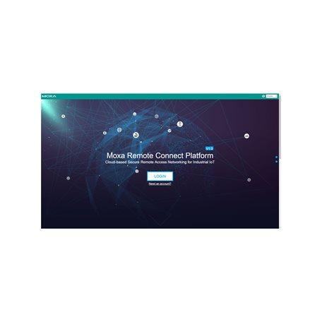 MOXA MRC-Server Node License 100 License