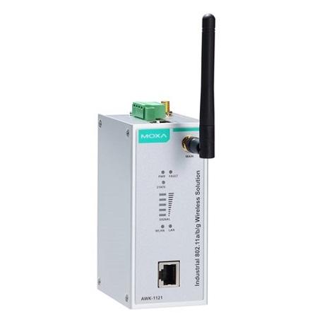 MOXA AWK-1121-US Wireless Client