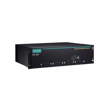 MOXA DA-820-C8-DP-HV-W7E Wide Temperature Computer