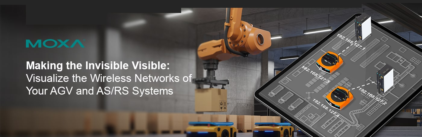 Moxa Wireless Management Campaign